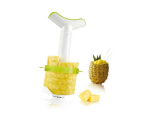 tomorrows kitchen pineapple slicer and wedger