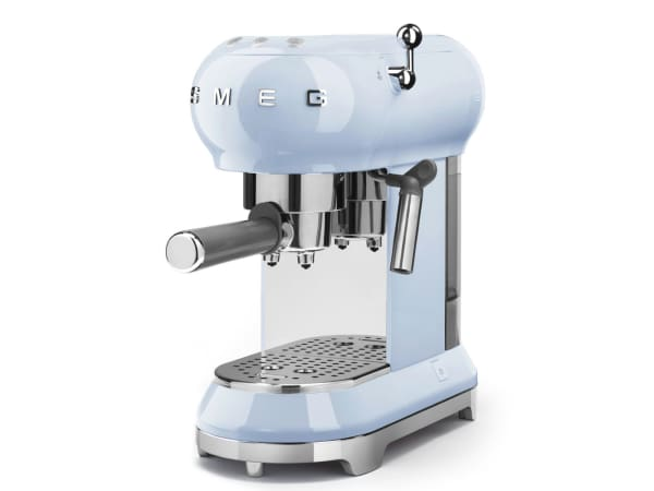 how to clean crusitnart stainless retro coffee machine