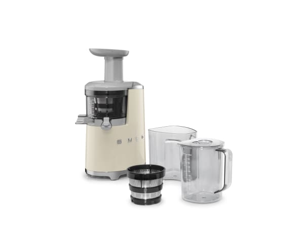 Smeg Slow Juicer Reviews : SMEG, 50 S Retro Style Slow Juicer, stainless steel