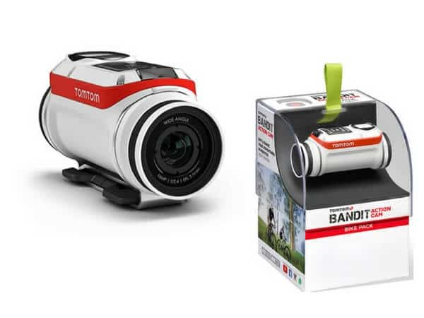 TomTom, Full HD Action Camera - Bike Pack