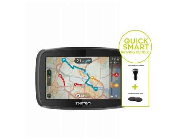 TomTom, GO 40 - Quick Smart Driving Bundle
