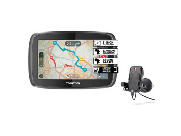 tomtom go 500 bundle