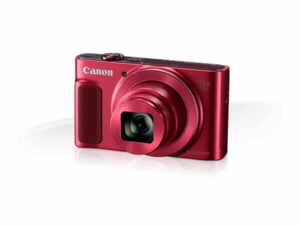 Canon, PowerShot SX620 HS Digital Camera Silver