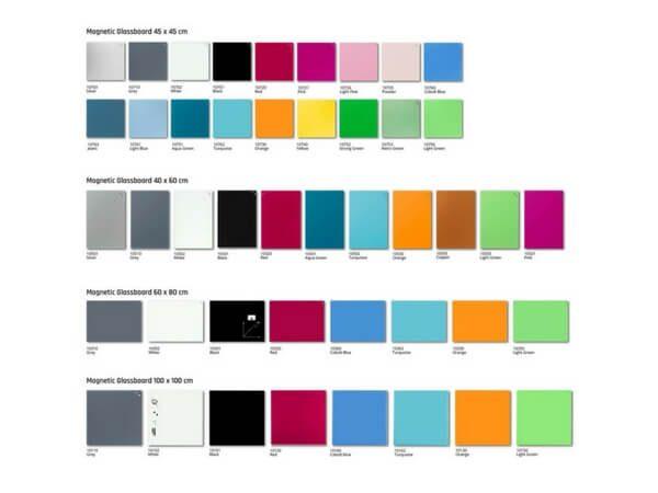 naga color & size range